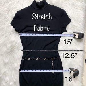 Tadashi Shoji Dresses - Tadashi Embellished Little Black Dress